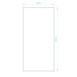 ZK-90184 zuhany panel méretek