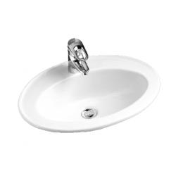 ALF-4171-54 Bázis beültethető mosdómedence