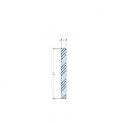 PI18N-2 I profil méretek