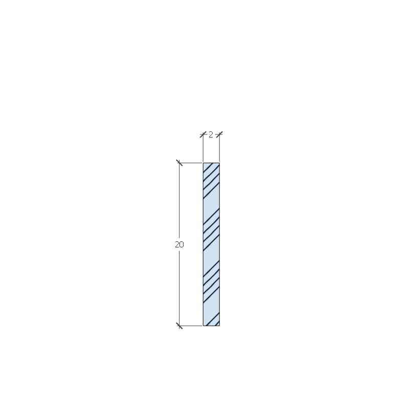 PI18N-3 I profil méretek